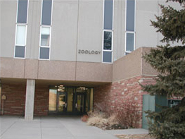 Photo of the Animal Zoology Building