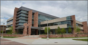 Photo of the Behavioral Sciences Building