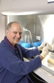 Photo of Dr. James Bamburg