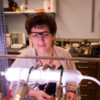 Photo of Dr. Ellen Fisher