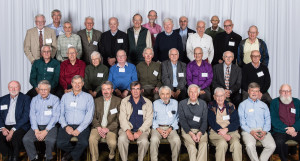 2016 Emeritus Breakfast Group Photo