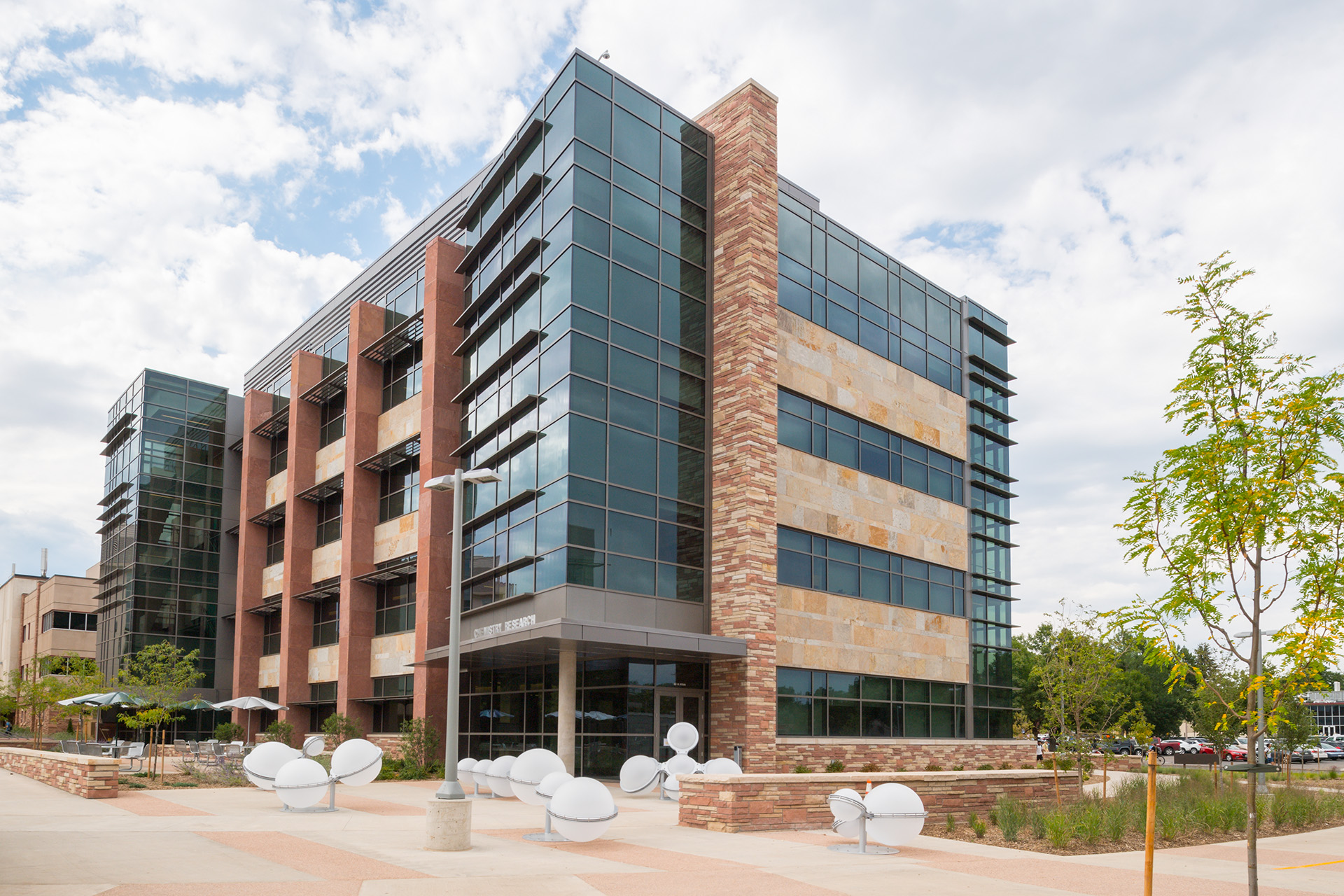 Colorado State University Chemistry Research Building