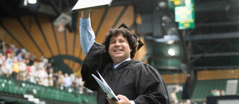 Colorado State University College of Natural Sciences graduates
