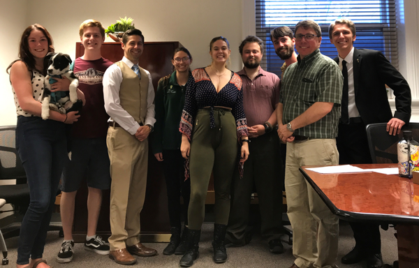 CNS College Council Spring 2019